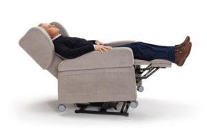 Poltrona relax per anziani