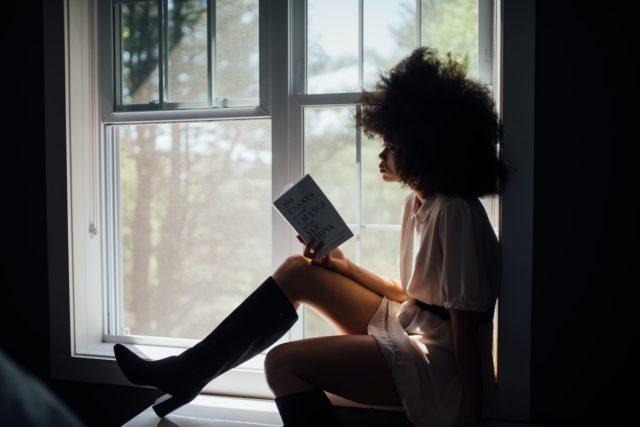 come creare un angolo di lettura in casa